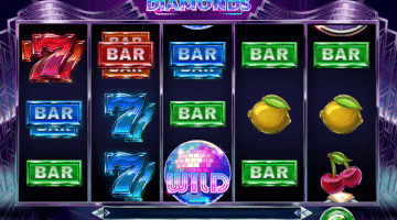Disco Diamonds Play'n Go: Gratis Spielen und Online Casinos