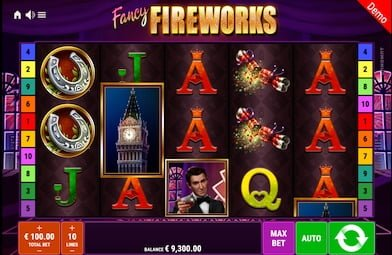 Fancy Fireworks Slot