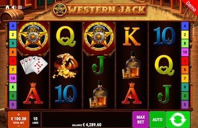 Western Jack Slot
