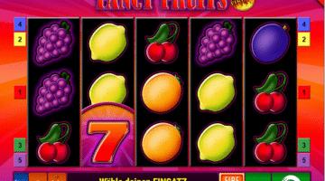 Francy Fruits Gamomat