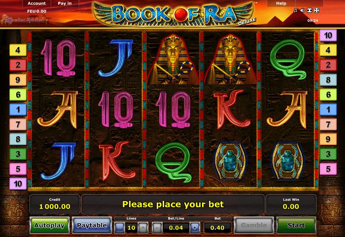 Casino Book Of Ra Kostenlos