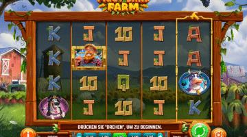 Piggy Bank Farm PlayNGo
