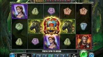 The Green Knight Playn Go