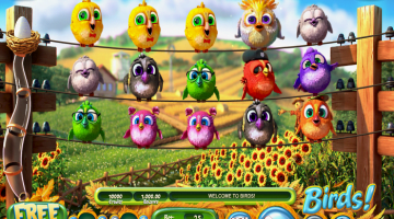 Birds Betsoft: Gratis Spielen und Online Casinos