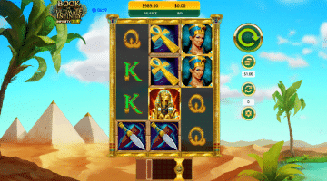 Book of Ultimate Infinity SG Digital: Gratis Spielen und Online Casinos