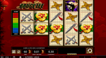 Bruce Lee SG Digital: Gratis Spielen und Online Casinos
