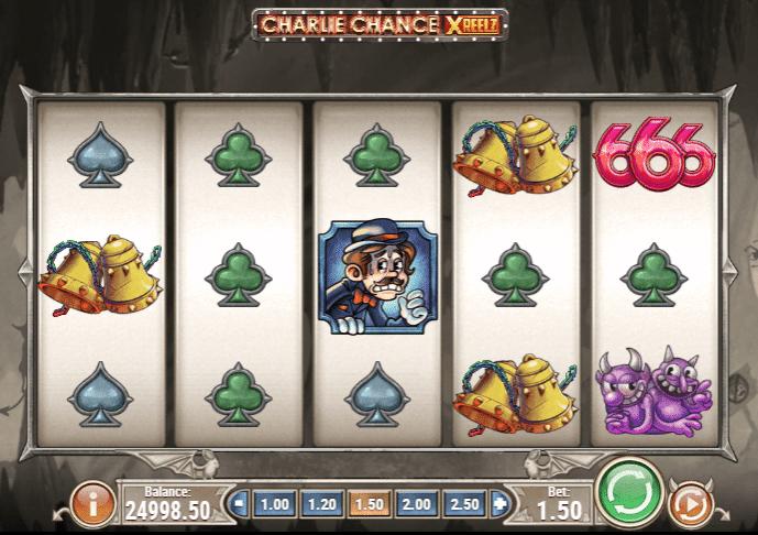 Charlie Chance XreelZ PlaynGo