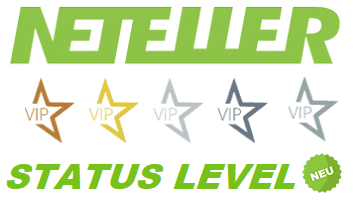 Neteller VIP – Änderungen Status Level