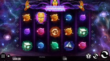 Cosmic Voyager Thunderkick