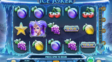 Ice Joker Play'n Go Spiel