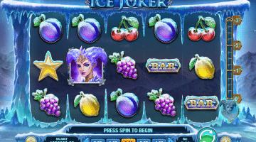 Ice Joker Play'n Go: Gratis Spielen und Online Casinos