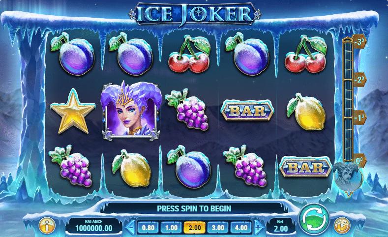 Ice Joker Play'n Go Spiel