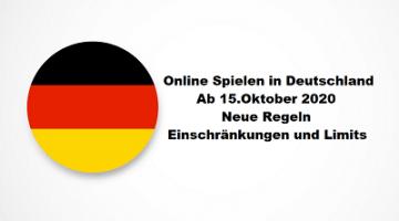 Online spielen in Deutschland eingeschränkt