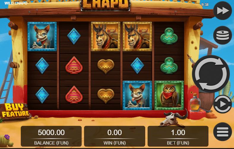 Wild Chapo Relax Gaming
